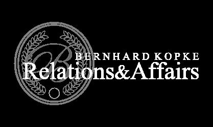 Bernhard Kopke Relations&Affairs